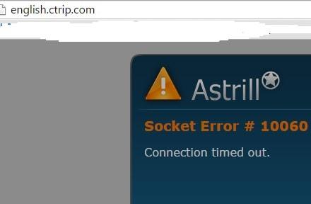 C-trip multilingual sites hacked?
