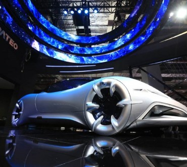 High Tech companies in China are breaking into the auto market