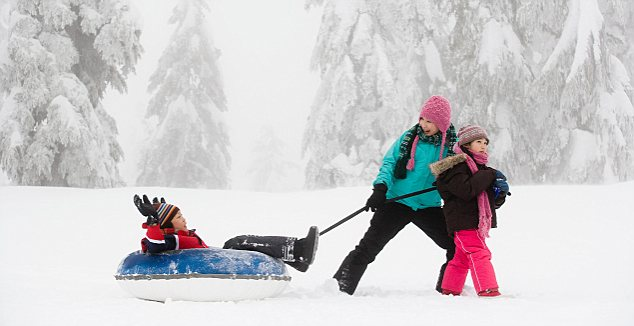Switzerland is the ultimate ski country for Chinese tourists