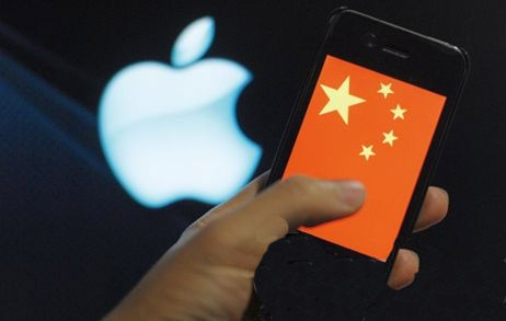 Apple record breaking sales buzz in China!