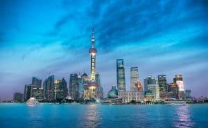 Shanghai - City Of Lights (China)