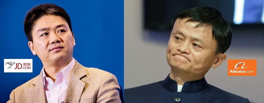 The battle Alibaba VS Jingdong goes beyond China's border