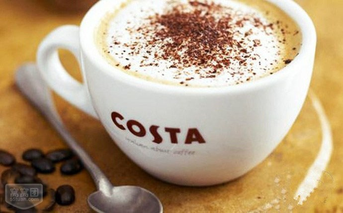 Case study of Costa Coffee's marketing in China