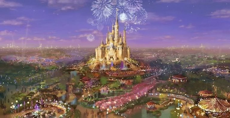 Customizing 'Disney Land' for the family in China