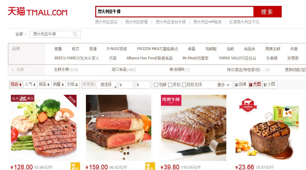 Golden age for food Beef Australian Business in China