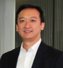 David IP the International CEO of Haoso 360 Qihoo Technology (Adversting Unit)