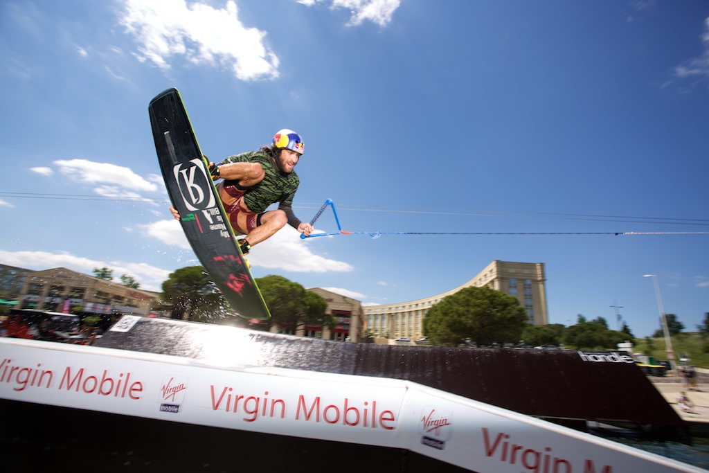 FISE the Top Extrem sport event in China