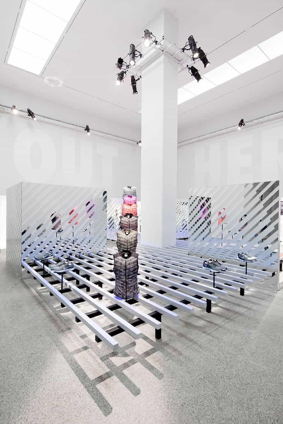 Nike exhibition in Bejing's Art Gallery