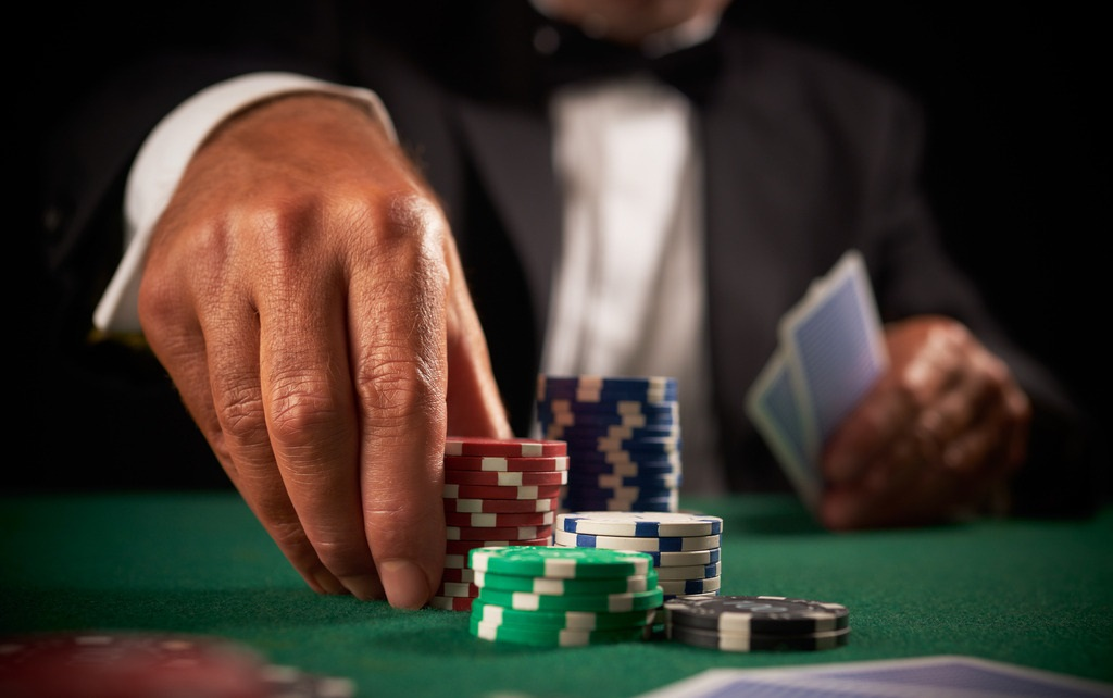 Online gambling is booming in China