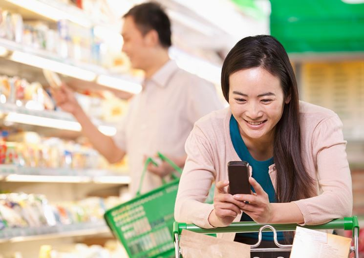 Wechat, a bright future of m-commerce plateform in China