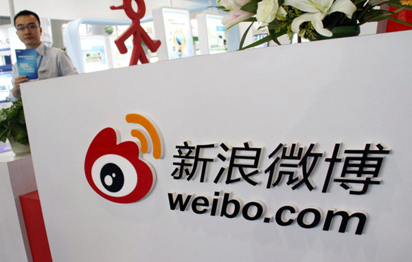 #China : Weibo just a branding platform ?