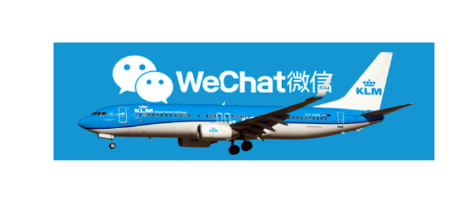 How to market Airlines for China : the case of KLM's WeChat