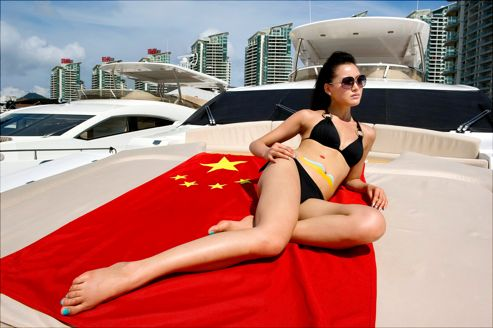 Luxury market in China is changing in 2016