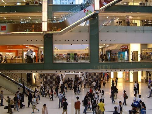 China-shopping-mall