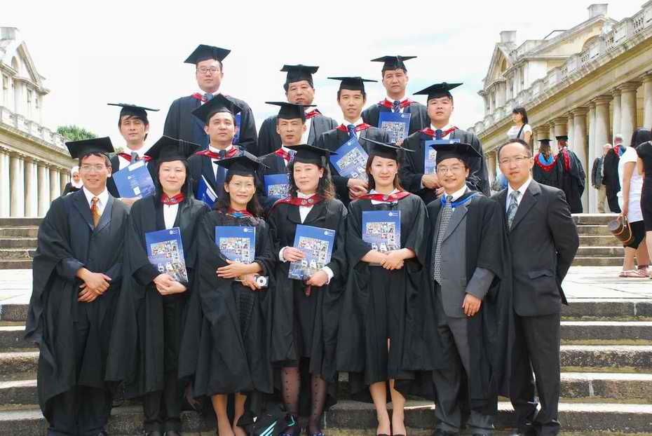 The Chinese Overseas Education Market
