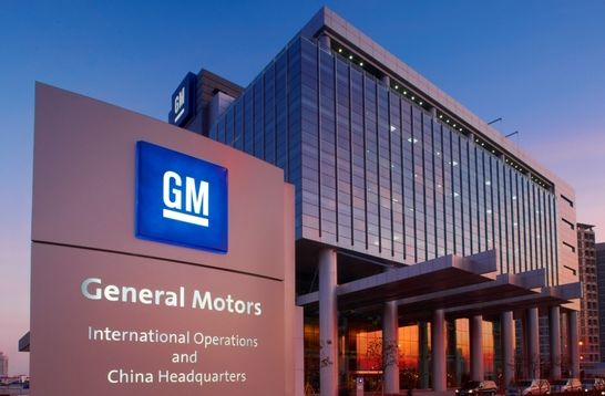 General Motors experience growth again in China