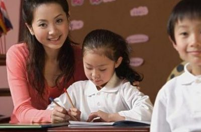 The Chinese education market is projected to double to $450 billion by 2020