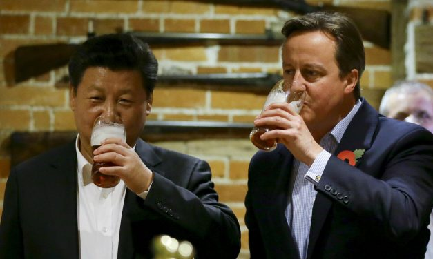 The Challenges of Brexit.. Could China Be the Solution?