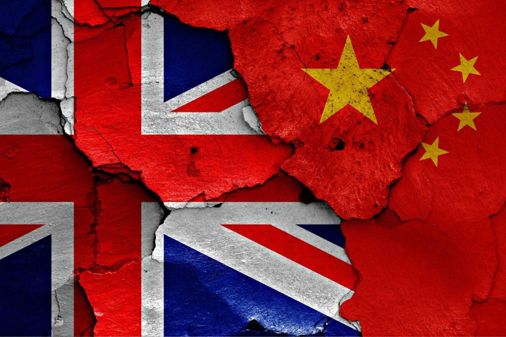 brexit Chinese