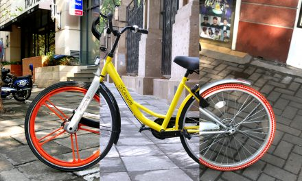 The Great Chinese Mobile Biking APP Race