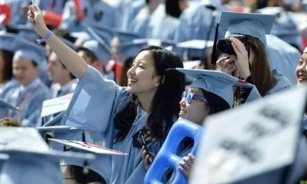 The Golden Age for International Education in China