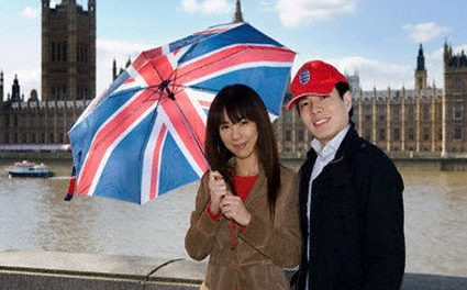 British Apparel is really popular among Chinese millennials.
