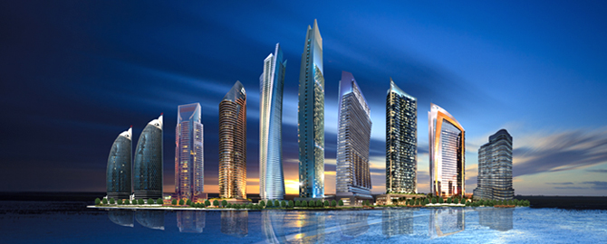 Dubai Properties Company Leading in the Chinese Rush for Outbound Real Estate