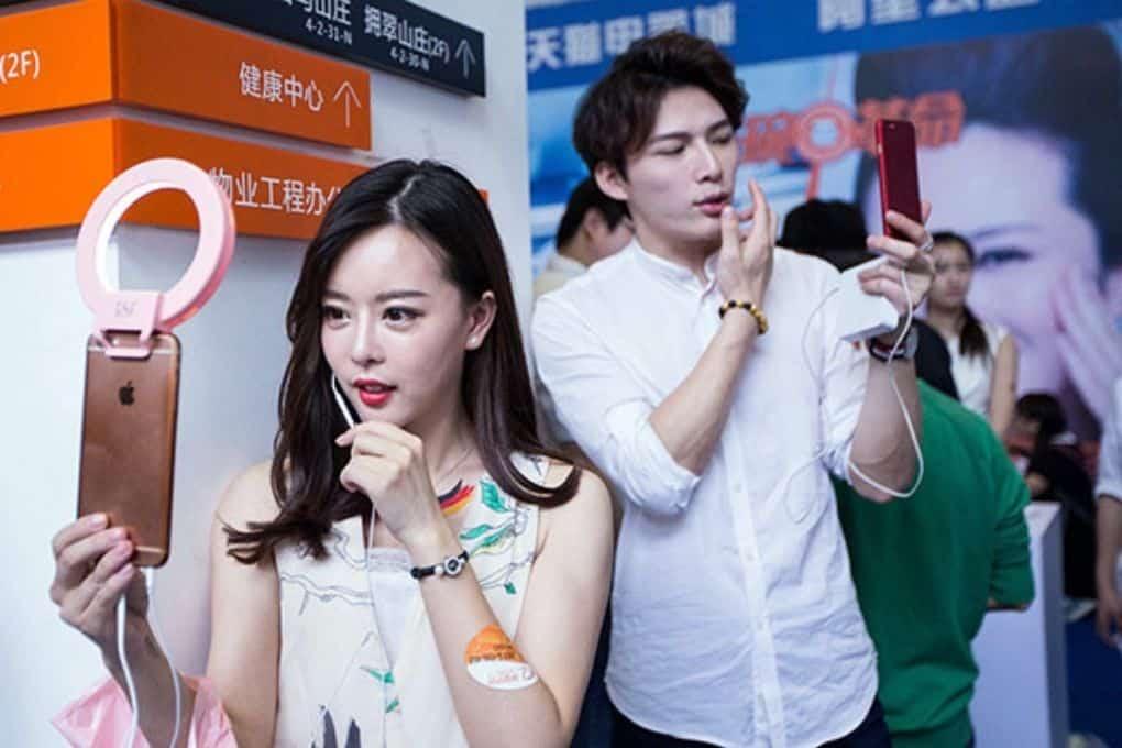 chinese social media - kols live streaming