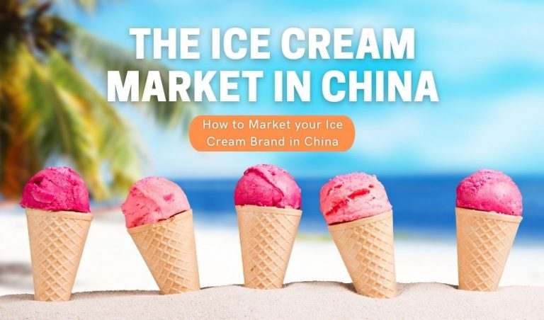 How to Market your Ice Cream Brand in China