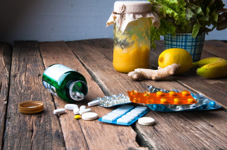 The Growing Demand for Food Supplements in China