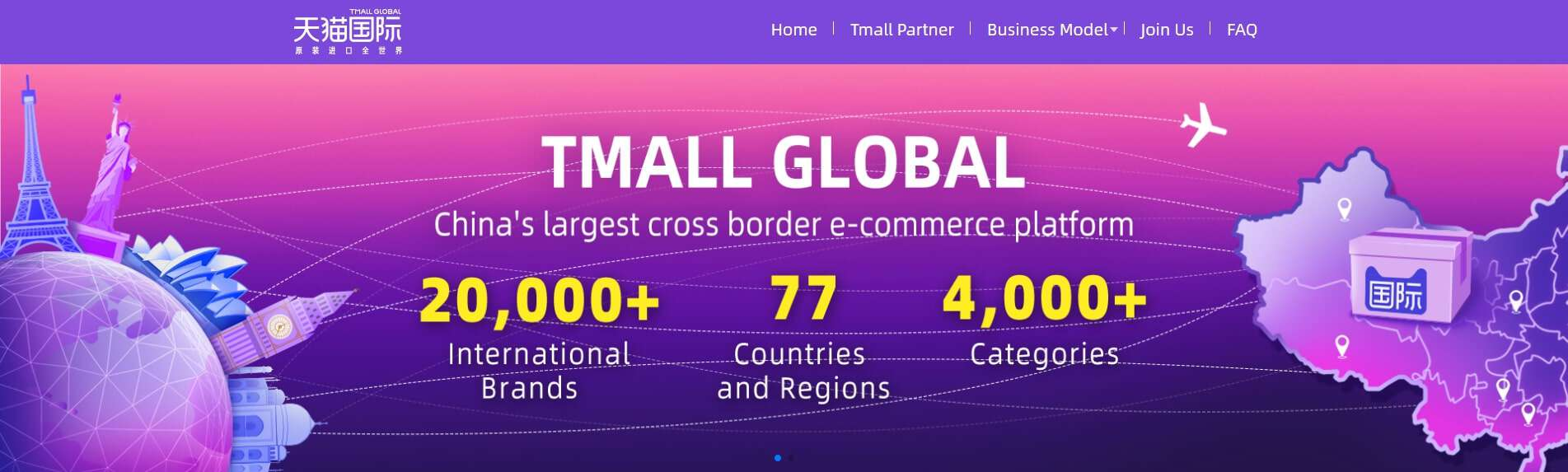 cross border china ecommerce