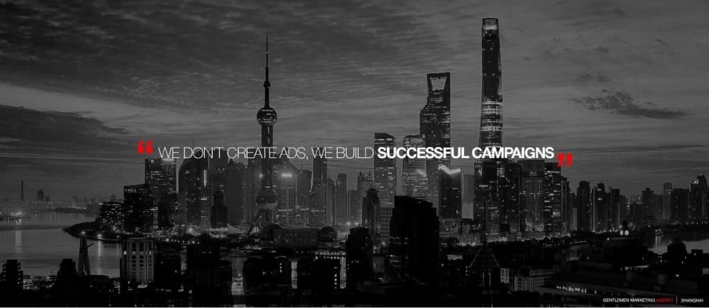 GMA advertising Agency China