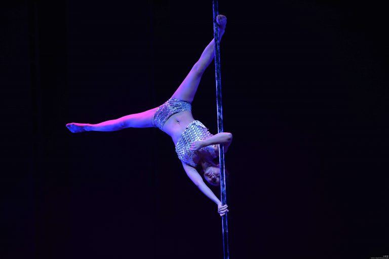 Pole Dancing, a New Discipline in China