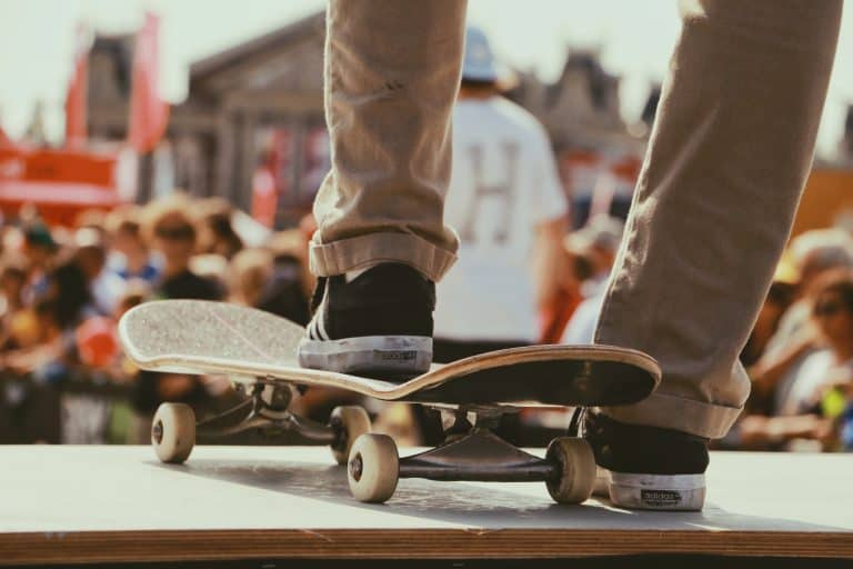 Skateboarding in China: a promising market