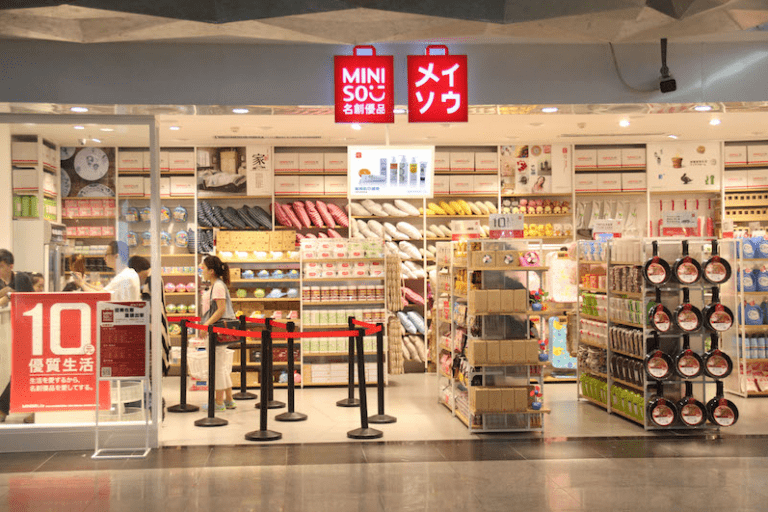 Miniso: A success story in China