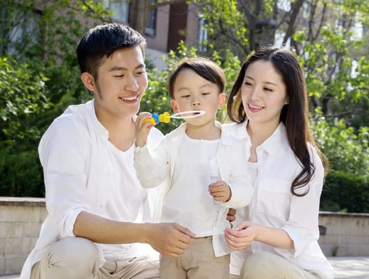 Baby market is booming in China