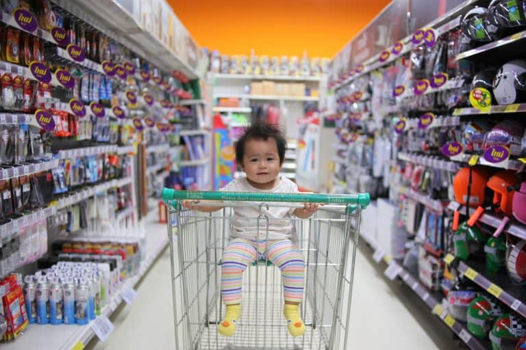 Characteristics of the e-commerce market of maternity and baby goods in China