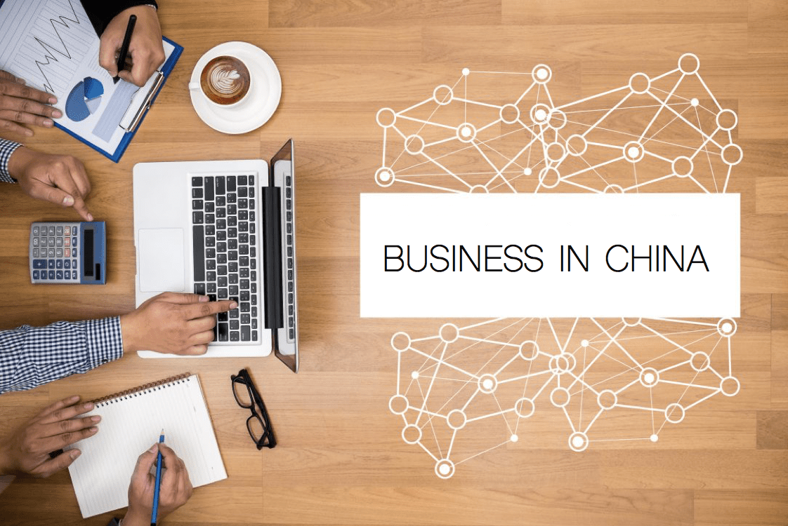 launch business China solution