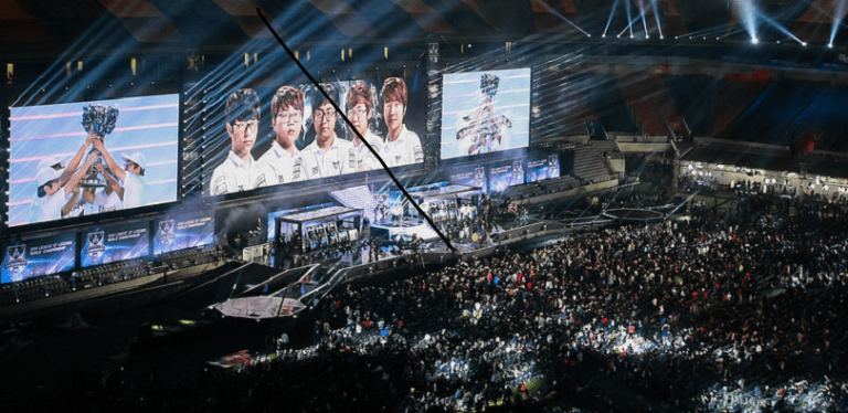 E-sport in China : More than just a hobby
