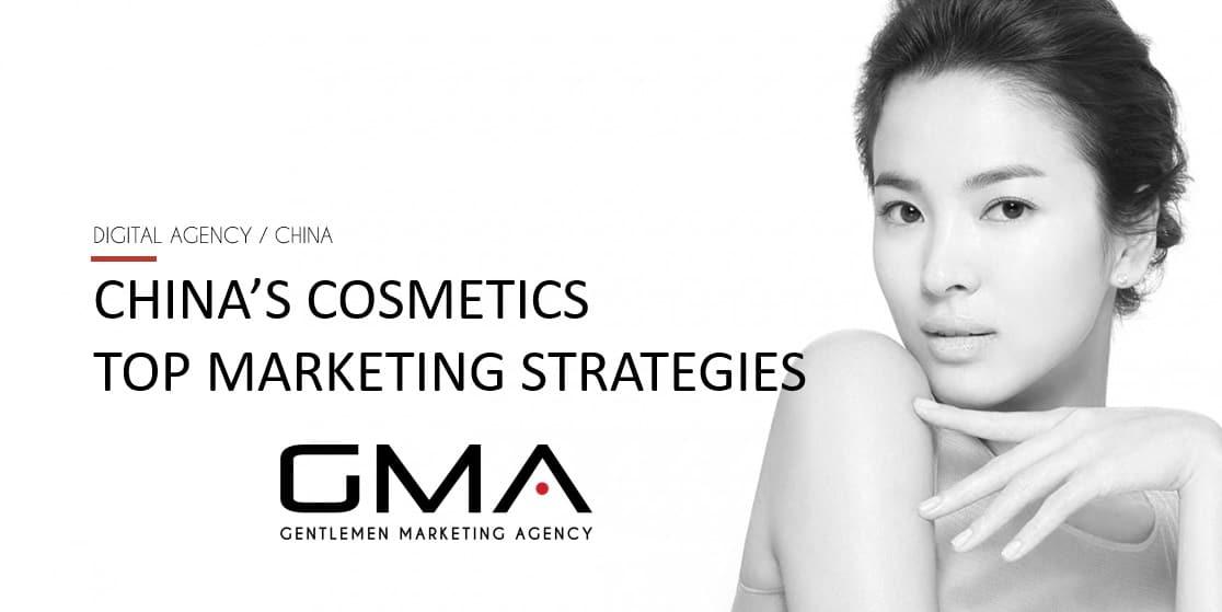 Cosmetics In China Top Marketing