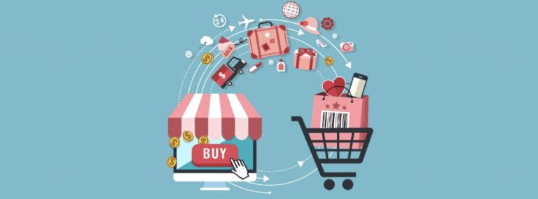 The digital retail market is still developing in China