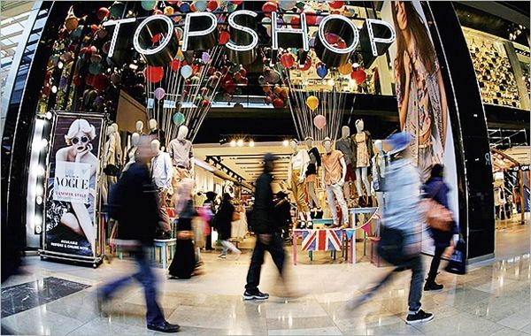 The Collapse of TOPSHOP in Chinese E-Commerce