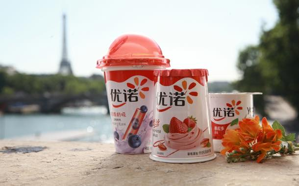 China's Yoghurt Boom Attract International New Dairy Brands