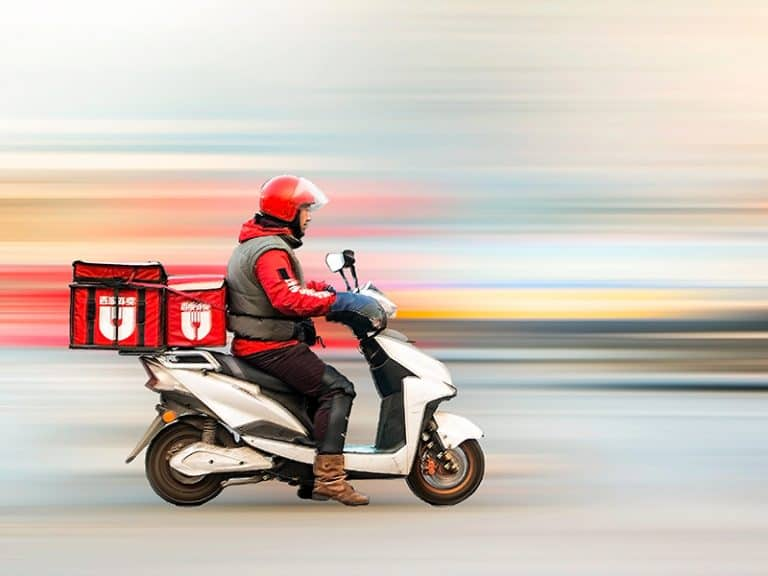 Online Delivery Boom is changing everything about the restaurant business in China