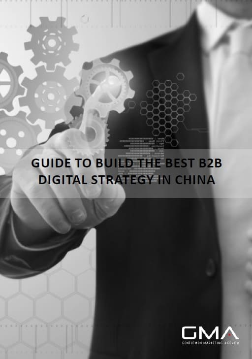 The Ultimate Guide for B2B Digital Marketing in China