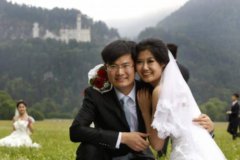 Germany is an attractive destination for Chinese travelers