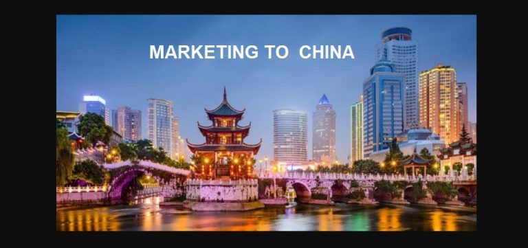 Key Marketing Strategies for China Market