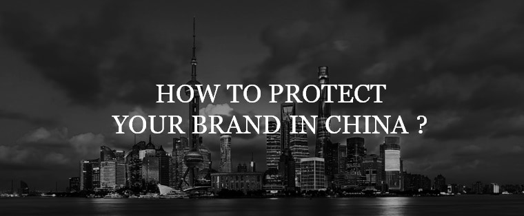 How to protect your brand in China?