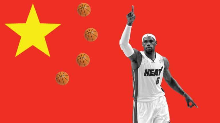 China: the new Eldorado for Basketball players