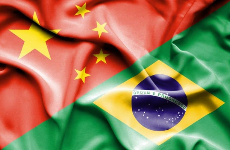 China is Brazil's biggest Business partner now